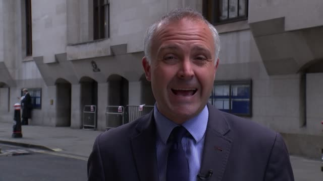 'cufflink terrorist' jailed 'cufflink terrorist' jailed old bailey reporter to camera - cufflink stock videos & royalty-free footage