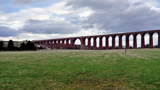 Culloden Railway viaduct, Scottish Highlands, UK