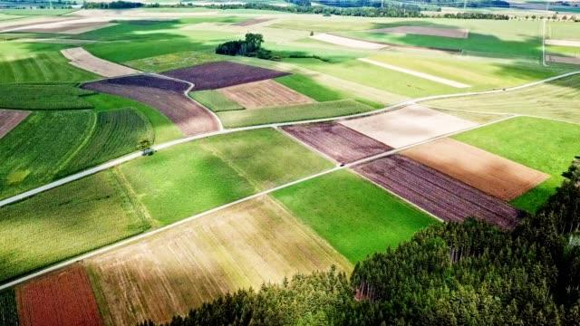 ackerland in baden-württemberg - landwirtschaft stock-videos und b-roll-filmmaterial