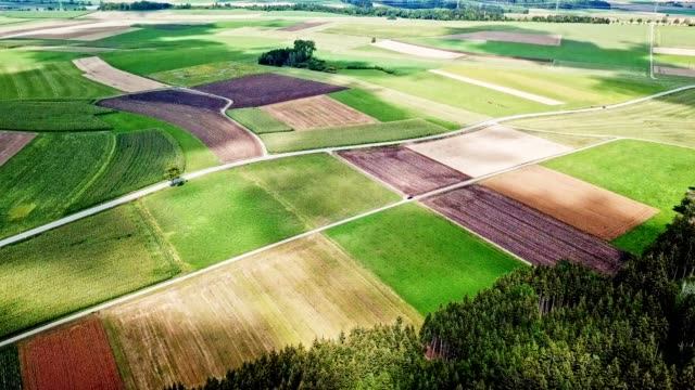 ackerland in baden-württemberg - agriculture stock-videos und b-roll-filmmaterial