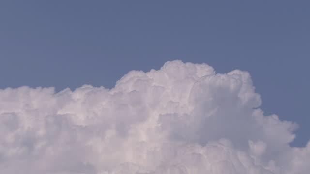 AERIAL, Cumulonimbus Clouds Above Tokyo, Japan