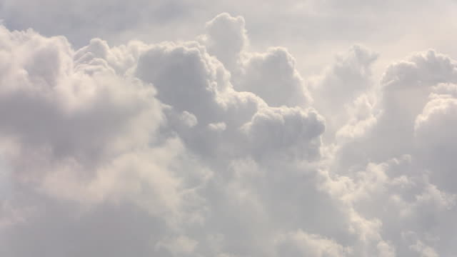 cumulus clouds time lapse - cumulus stock videos & royalty-free footage