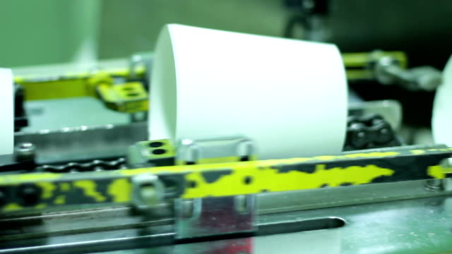 cup factory clos up - disposable cup stock videos and b-roll footage