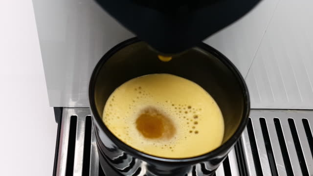 Cup of coffee 4K