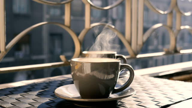 cup of coffee. - italian culture stock videos & royalty-free footage