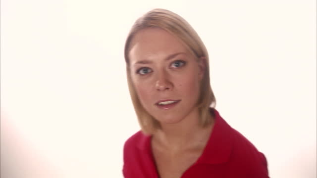 A curious Scandinavian woman Sweden.
