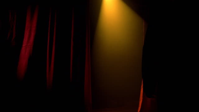 curtain call - lighting technique stock videos & royalty-free footage