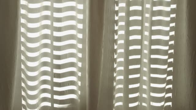 curtains fluttering in the wind - bedroom stock videos & royalty-free footage