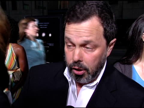 vidéos et rushes de curtis armstrong on his character in the film and on the challenges of the spelling bee at the 'akeelah and the bee' los angeles premiere at academy... - academy of motion picture arts and sciences