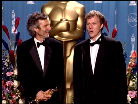 Curtis Hanson at the 1998 Academy Awards at the Shrine Auditorium in Los Angeles California on March 23 1998