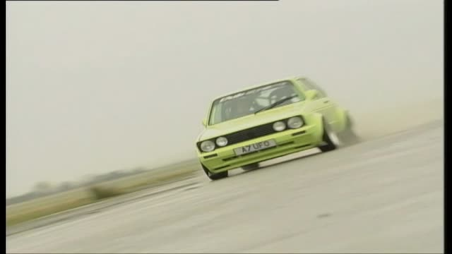 custom volkswagen golf mk1 - customised stock videos & royalty-free footage