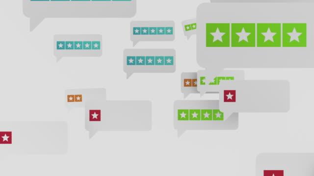 vidéos et rushes de commentaires des clients, fly-through - engagement des clients