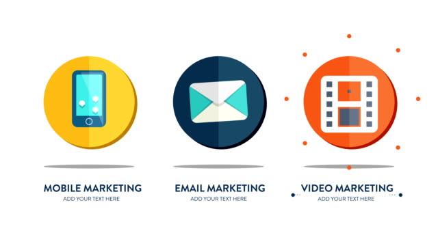 Customizing Promo  - Online Marketing Concept