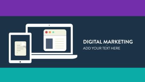 customizing promo  - short infographics - symbol stock videos & royalty-free footage