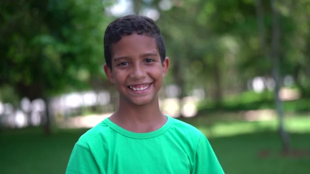 cute boy portrait - spanish and portuguese ethnicity stock videos & royalty-free footage