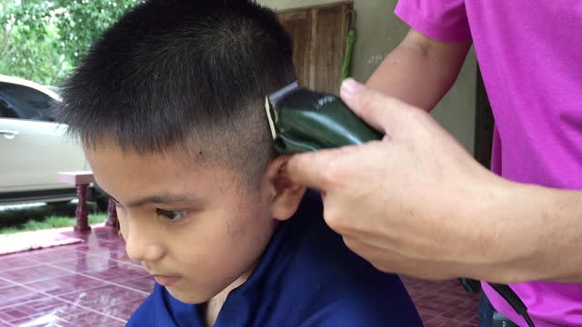 203 Boy Hair Style Videos And Hd Footage Getty Images