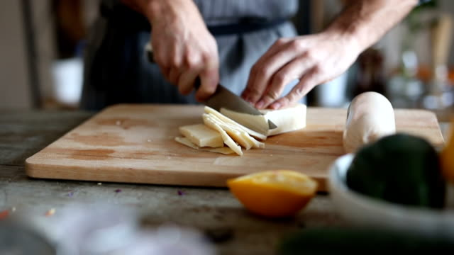 cutting cheese - recipe stock videos & royalty-free footage