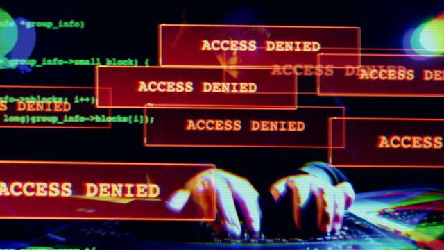 cyber attack - network security stock videos & royalty-free footage