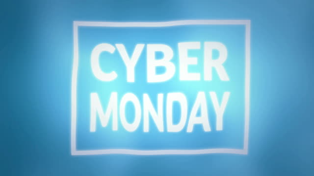 Cyber Monday flag