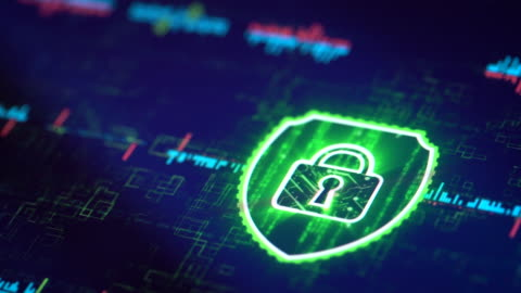 cyber security solution - security stock videos & royalty-free footage