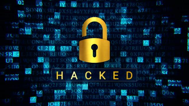 vídeos de stock, filmes e b-roll de 4 k de cibercrime e segurança - privacidade