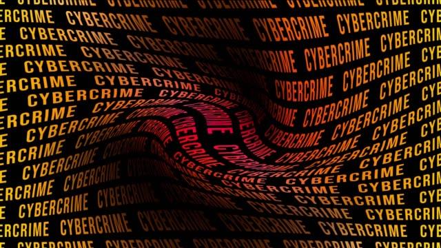 vídeos de stock e filmes b-roll de cybercrime twist - ponto de exclamação