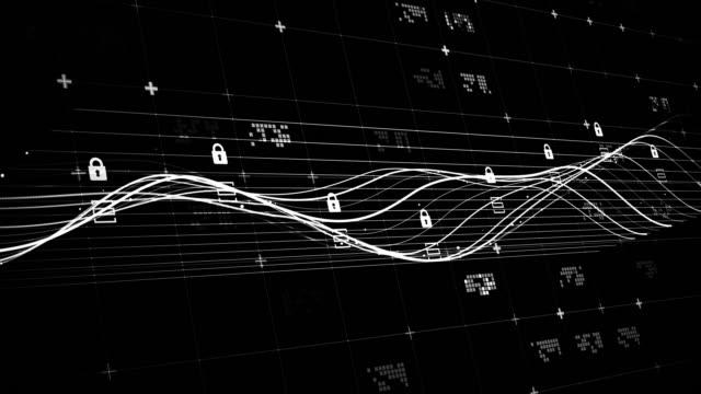 stockvideo's en b-roll-footage met cyber security concept - bedreiging