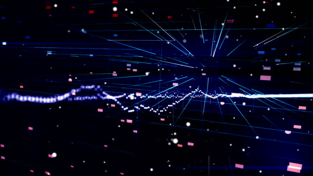 cyberspace - völlig lichtdurchlässig stock-videos und b-roll-filmmaterial