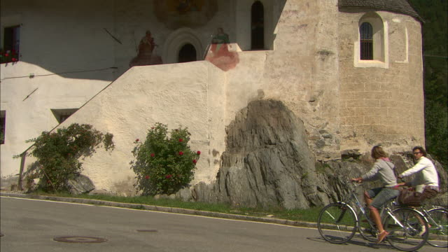 Cycle through quaint villages