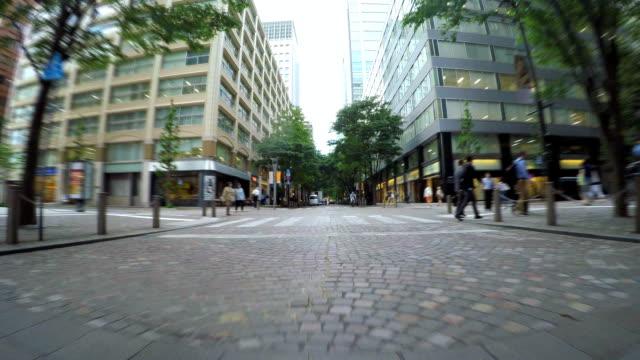 サイクリング丸の内で、東京
