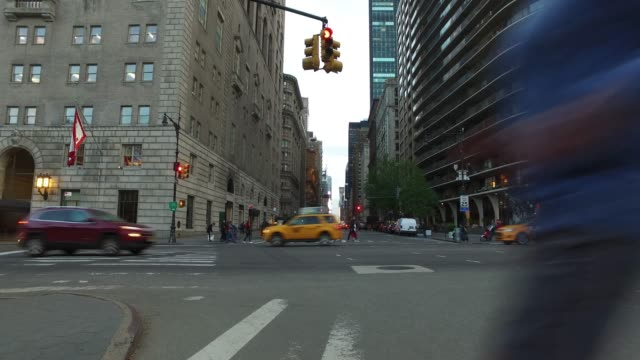 POV Cycling in New York City