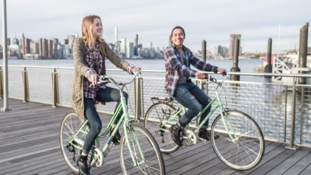 Radfahren in New York