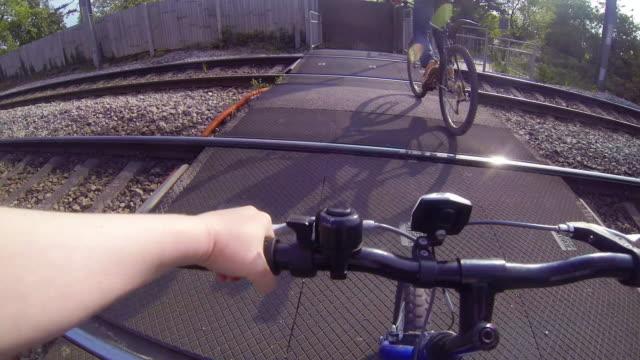 Cycling school run