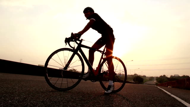 cycling sport, road bike - preparation stock videos & royalty-free footage