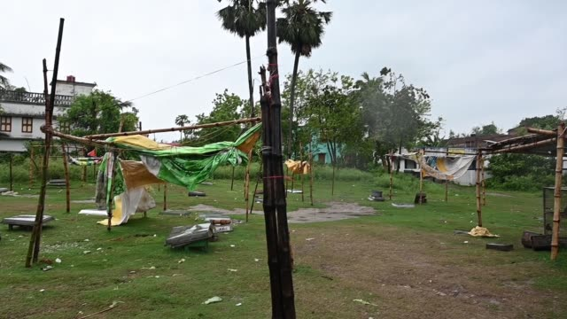 IND: Cyclone Amphan In India