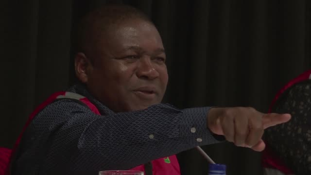 cyclone idai is the biggest natural disaster that mozambique has ever seen according to president felipe nyusi - mozambique stock videos & royalty-free footage