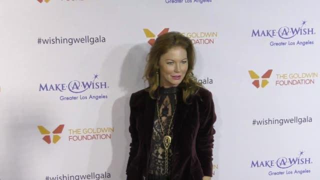 cynthia basinet at the 4th annual wishing well winter gala presented by makeawish greater los angeles at hollywood palladium on december 07 2016 in... - wishing well stock videos & royalty-free footage