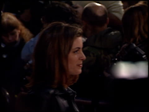 cynthia gibb at the 'erin brockovich' premiere on march 14, 2000. - erin brockovich film title stock videos & royalty-free footage