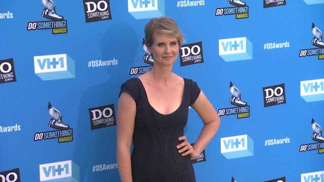 Cynthia Nixon at 2013 Do Something Awards on 7/31/13 in Los Angeles CA