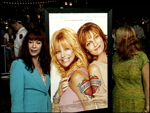 Cynthia Plaster Caster at the Premiere of 'The Banger Sisters' at the Grove in Los Angeles California on September 19 2002
