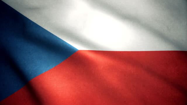 Tjeckisk flagga