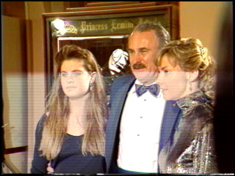 Dabney Coleman at the 1988 Golden Globe Awards at the Beverly Hilton in Beverly Hills California on January 23 1988