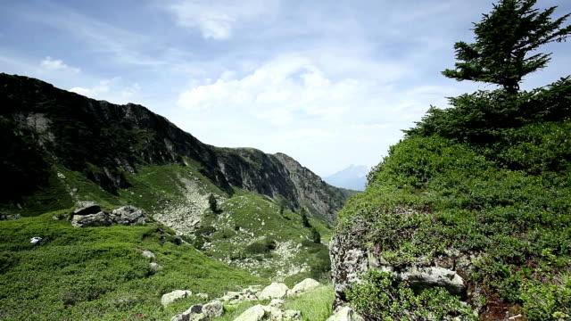 dachstein in austria; hd dolly shot - dachstein mountains stock videos and b-roll footage