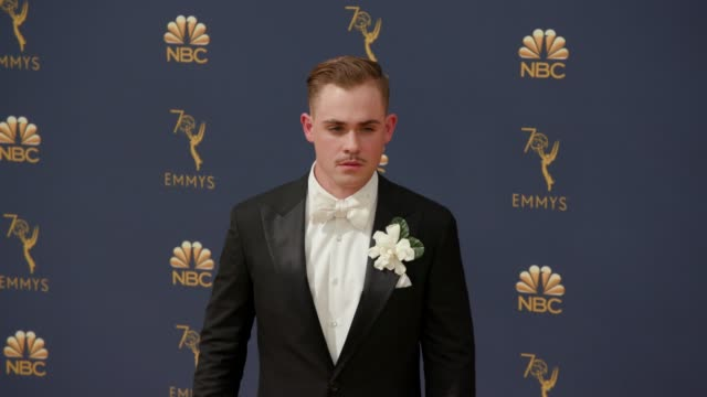 Dacre Montgomery at the 70th Emmy Awards Arrivals at Microsoft Theater on September 17 2018 in Los Angeles California