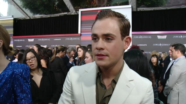 INTERVIEW Dacre Montgomery on how excited he is for the Power Rangers premiere why the message of inclusion and working together is so important...