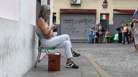 daily life in buenos aires - argentinian ethnicity stock videos & royalty-free footage