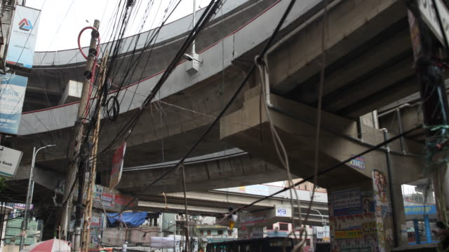 daily life in dhaka in bangladesh - dhaka stock videos & royalty-free footage