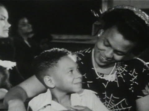 daily life of an african american family in gainesville, georgia, 1950's - 3 of 27 - african american culture stock videos & royalty-free footage