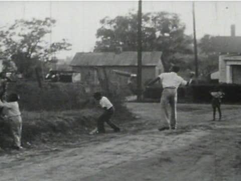 daily life of an african american family in gainesville, georgia, 1950's - 13 of 27 - アメリカ黒人の歴史点の映像素材/bロール