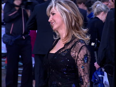 stockvideo's en b-roll-footage met daily mirror pride of britain awards 2007 more red carpet arrivals and interviews england london throughout** trisha goddard poses for press... - lesley garrett